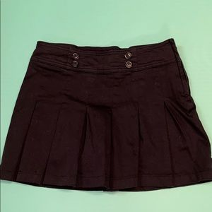 1989 Place pleated skort